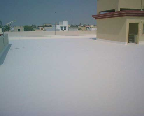 Roof Heat Proofing Services Karachi